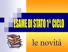 Esami di Stato primo Ciclo d'Istruzione A.S. 2020/2021